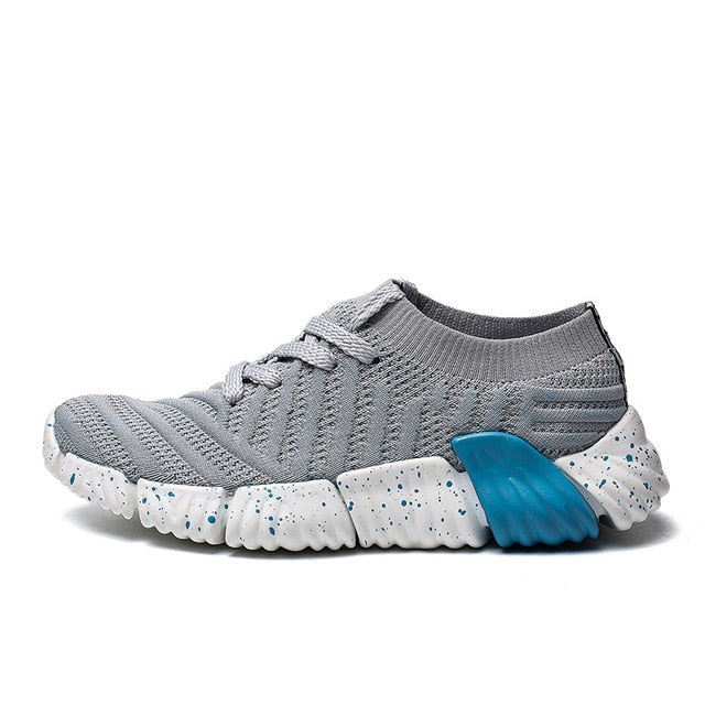Running Breathable Shoes - Tech Gears