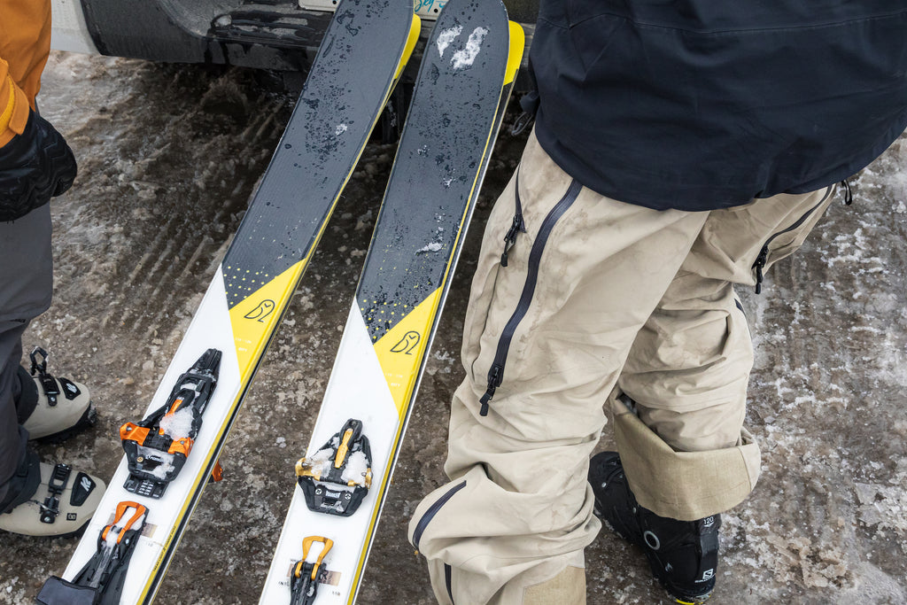 WNDR Alpine Intention 110 Alpine Touring Skis