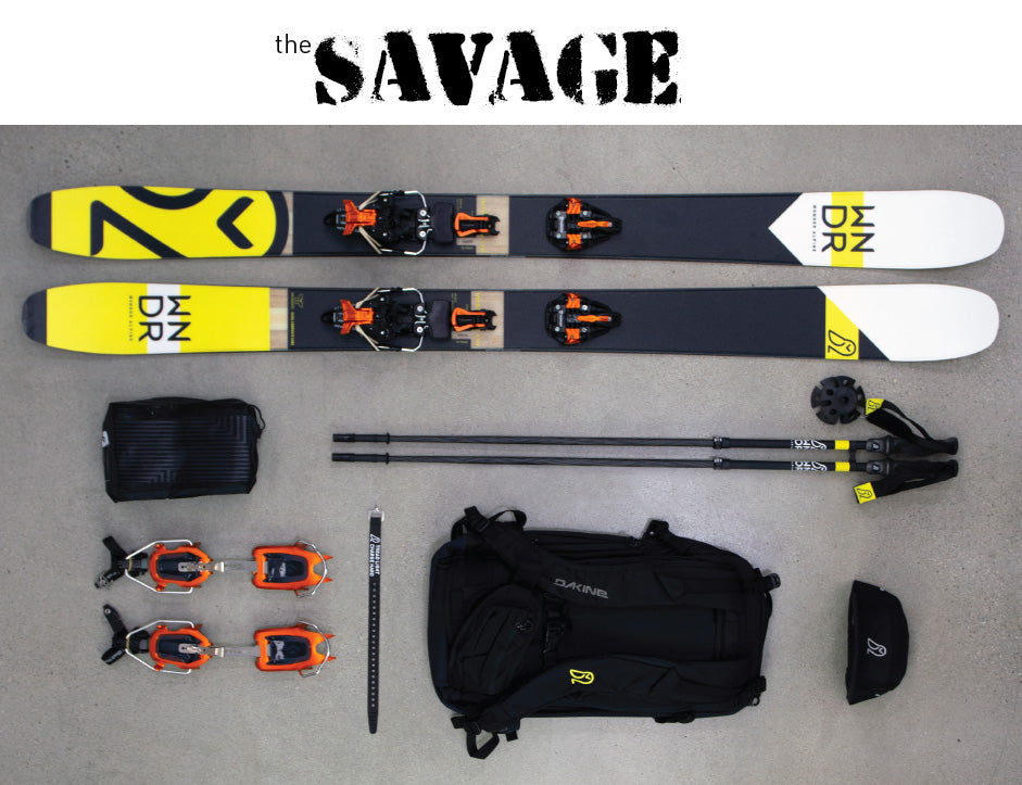 WNDR Kits - The Savage