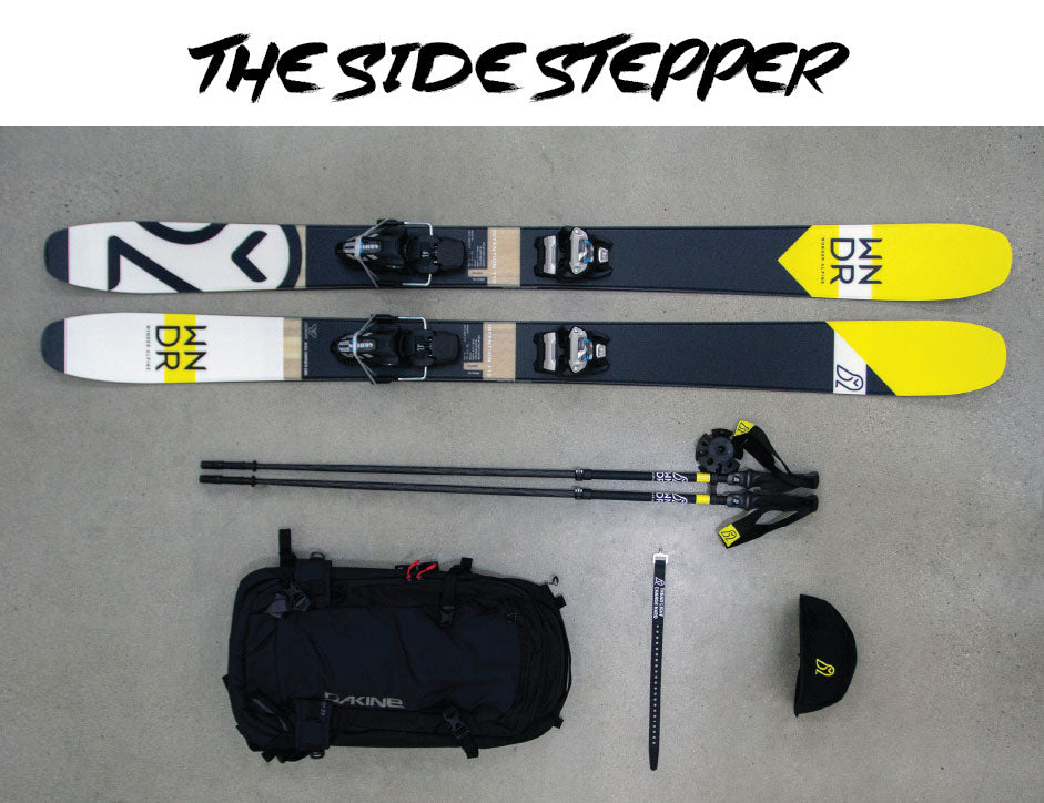 WNDR Kits - The Side Stepper
