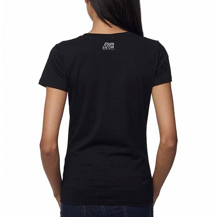 WNDR Women's Crossword Tee