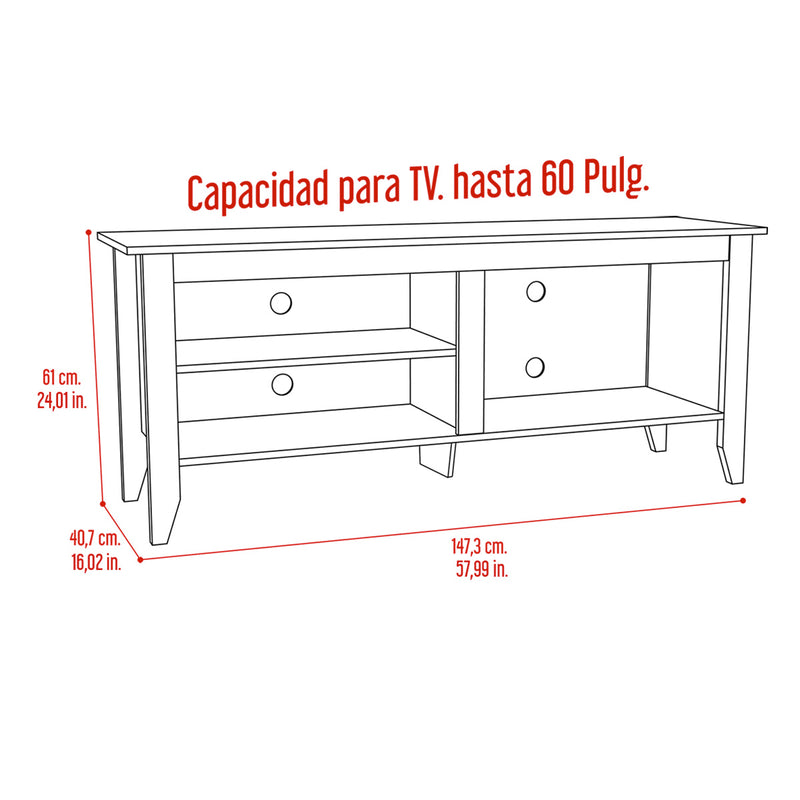 Rack Para Tv Essential