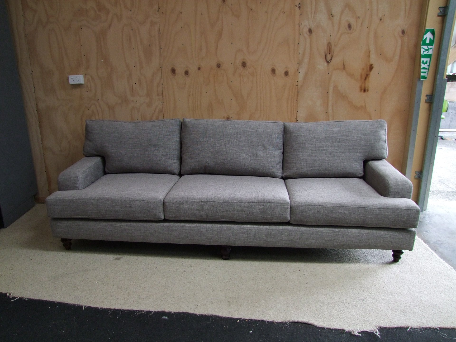 residential sofa recovery