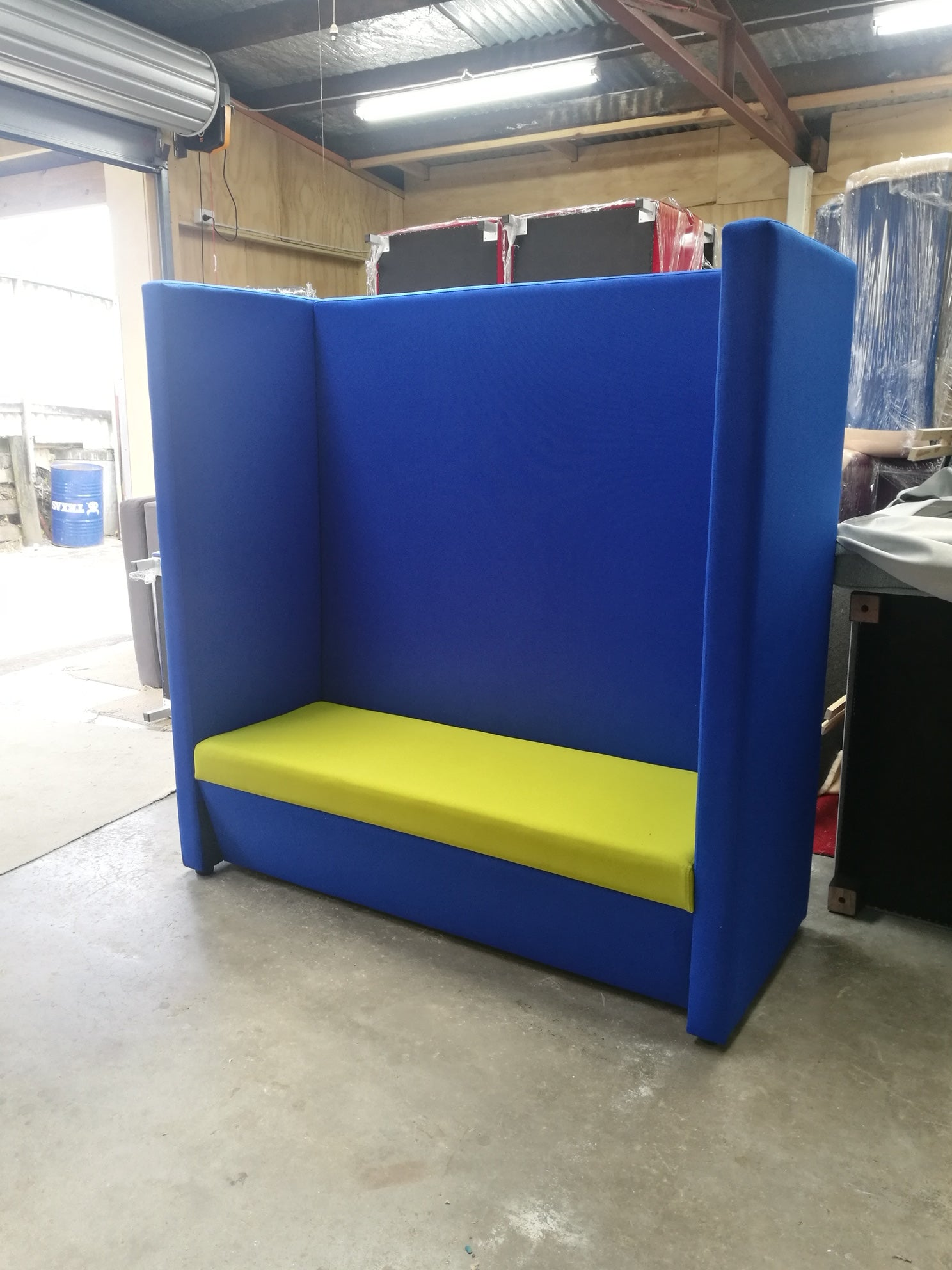 office booth seating