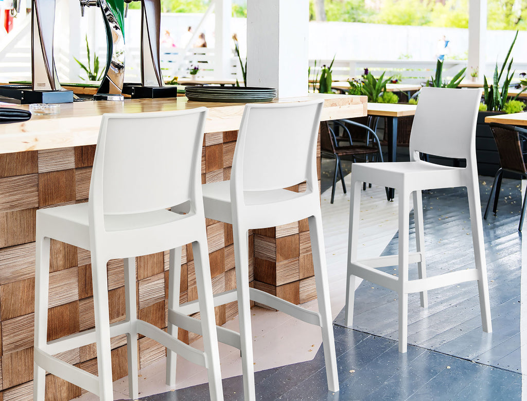 maya bar stool 750mm