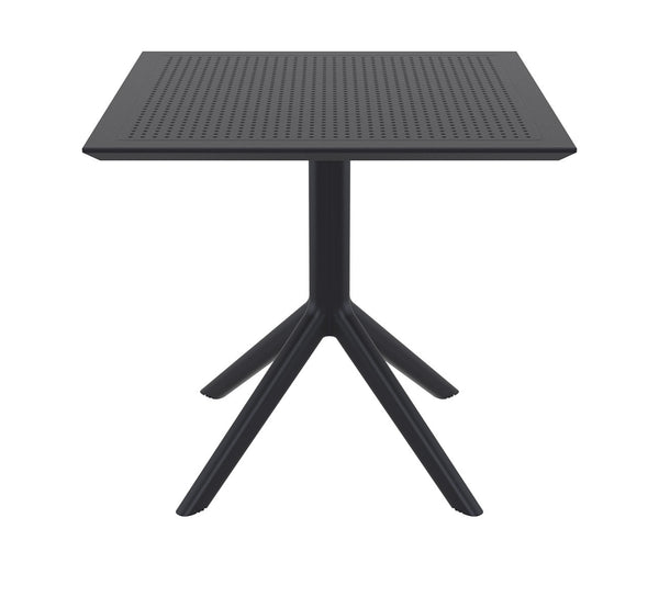 sky table black