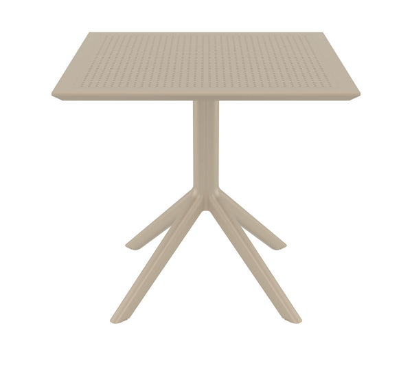 sky table taupe