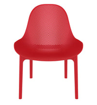 "SKY LOUNGE CHAIR ""RED"""