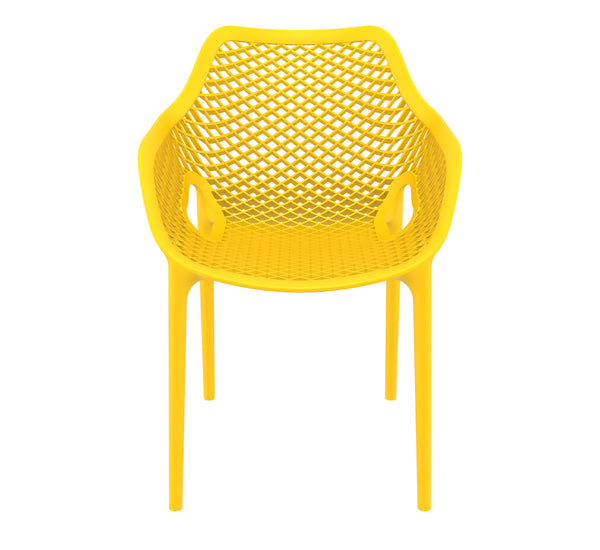 air xl chair yellow