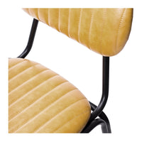 "RETRO BAR STOOL 65cm ""CAMEL P.U"""