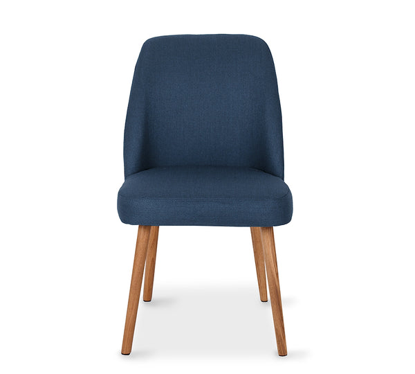 vegas dining chair blue