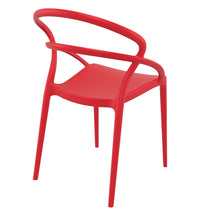 "PIA ARMCHAIR ""RED"""