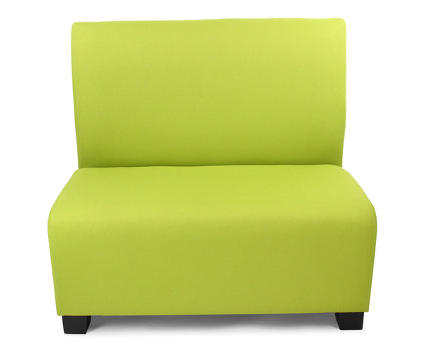 venom v2 booth seating lime green