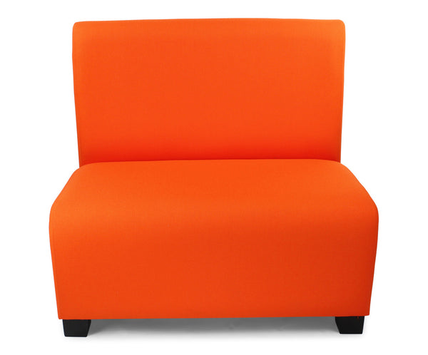venom v2 booth seating orange
