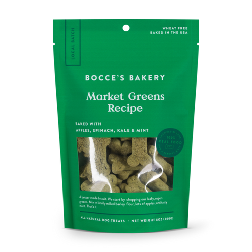 Market Greens Biscuits 8oz bag