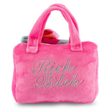 Load image into Gallery viewer, Barkin Bag - Pink w/ Scarf (Rich B****)
