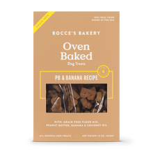 Load image into Gallery viewer, Grain-Free PB + Banana Biscuits 12oz box