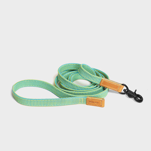 Ribbon Type Leash - Palm Tree