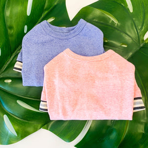 Pink Layer Sweater