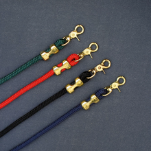 Load image into Gallery viewer, Evergreen Marine Rope Dog Leash