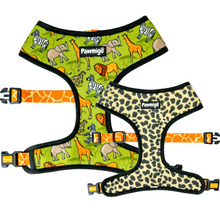Load image into Gallery viewer, Wild Thing Reversible Harness