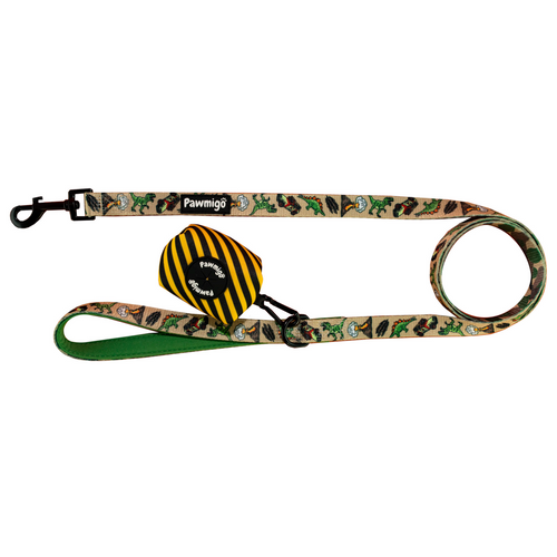 Jurassic Bark Leash Kit