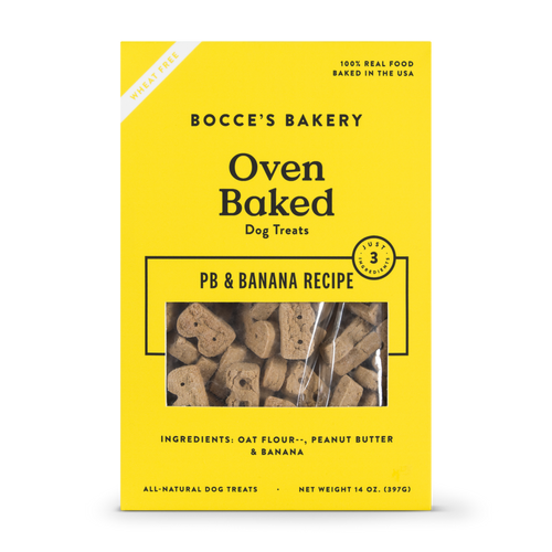 PB + Banana Biscuits 14oz box