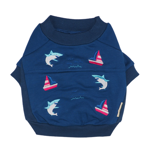 Some'Fin Dangerous Sweater