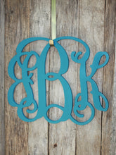 "Load image into Gallery viewer, 3 Initial Full Monogram 24""-30"""