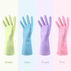 Super Durable Household Cleaning Gloves (3 Pair)