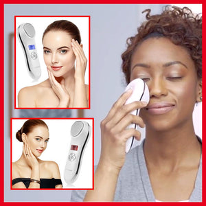 Forever Young Hot & Cold Rejuvenating Facial Wand