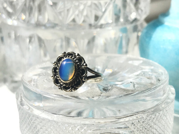 Opalite Belle Ring - Jewels & Gems