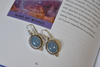 Blue Chalcedony Cassia Earrings - Jewels & Gems