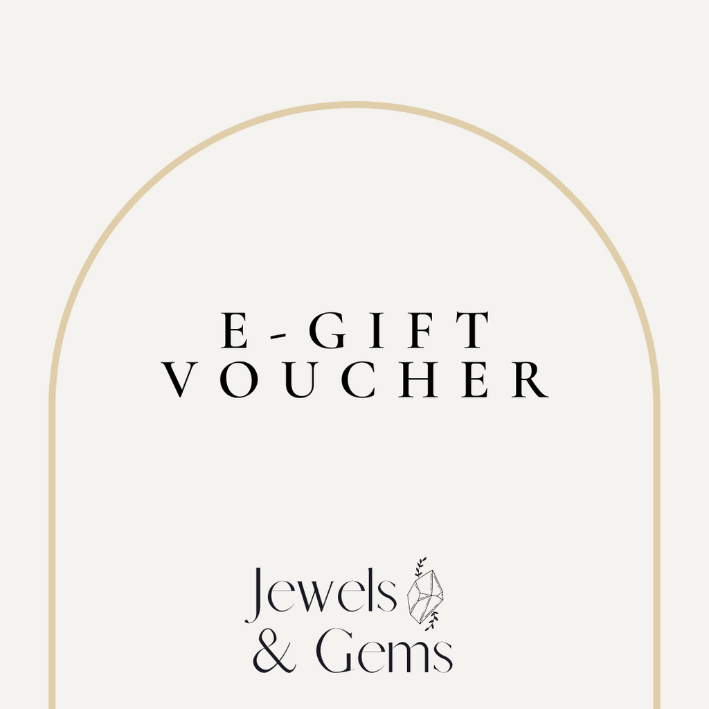 E-Gift Voucher - Jewels & Gems