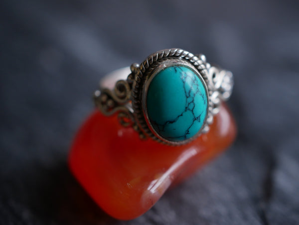 Turquoise Alta Ring - Jewels & Gems