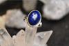 Lapis Lazuli Ari Ring Oval - Jewels & Gems