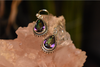 Mystic Topaz Cassila Earrings - Medium Drop - Jewels & Gems