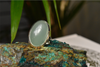 Chalcedony Ariel Ring Large - Jewels & Gems
