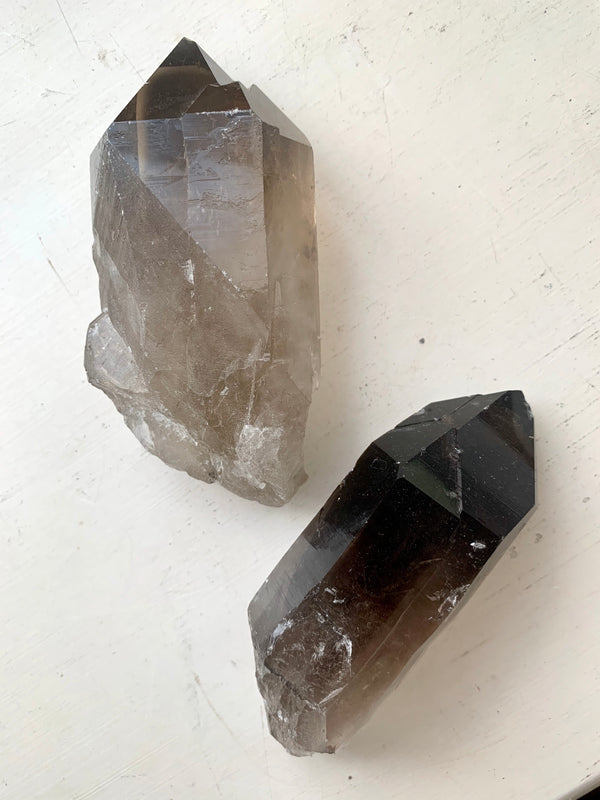 Smokey Quartz Large Point (Ireland only) - Jewels & Gems