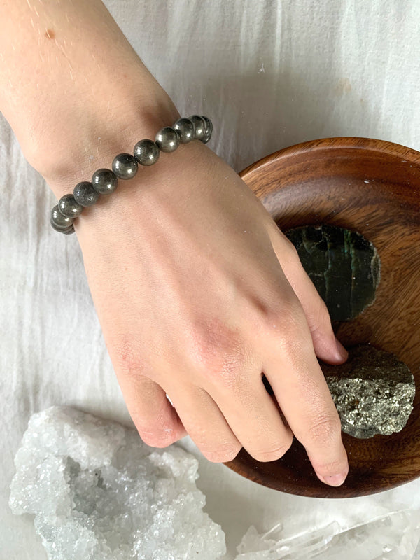 Pyrite Bracelet - Jewels & Gems