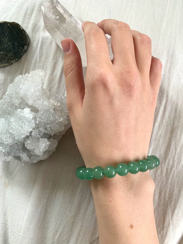 Green Aventurine Bracelet - Jewels & Gems