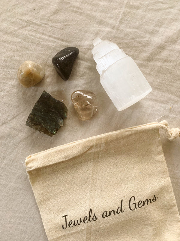 The New Moon Kit - Jewels & Gems