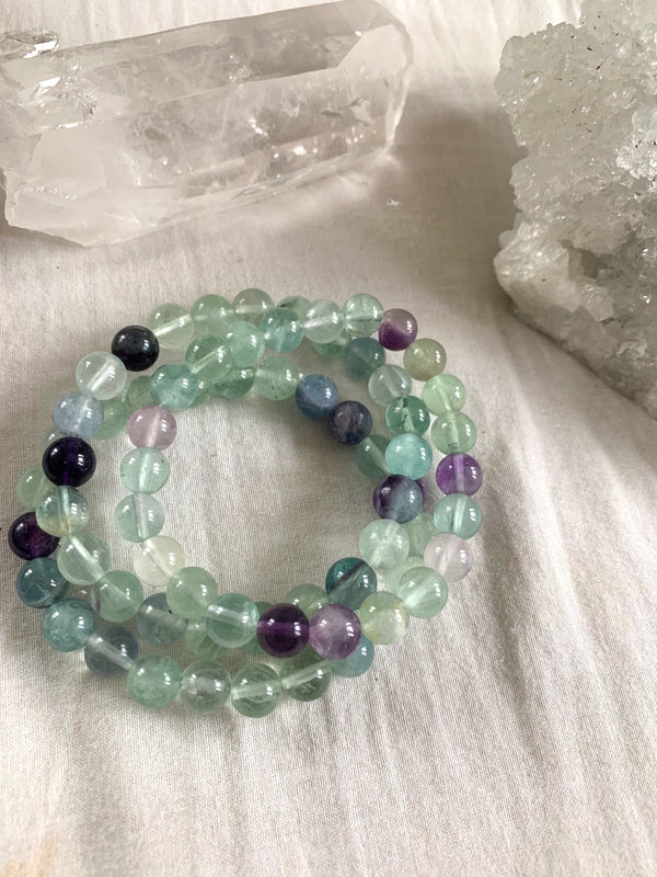 Fluorite Bracelet - Jewels & Gems