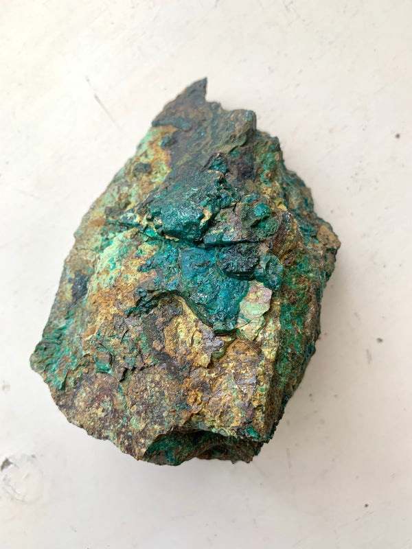 Chrysocolla Medium Piece (Ireland only) - Jewels & Gems
