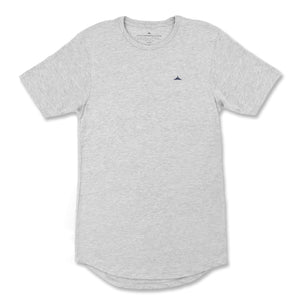 FUNDAMENTAL Tee Heather Grey