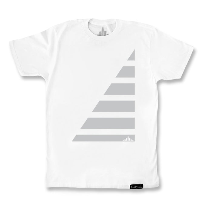 Levels Tee White