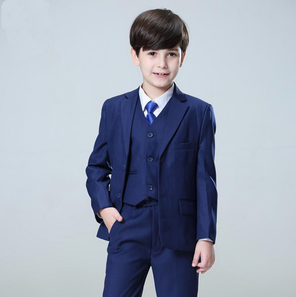 Blue Boys Suits for weddings