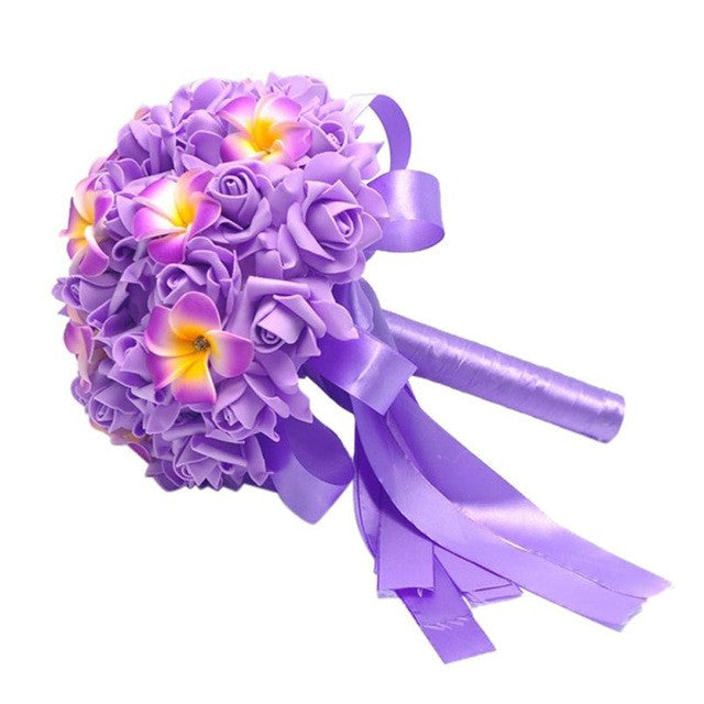 Artificial flowers for decoration hanging wedding decoration