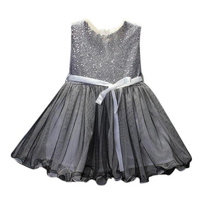 Toddler Kids Baby Girls Princess Wedding Party Pageant Tulle Tutu Dresses