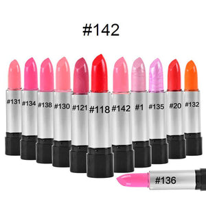 12 Colors to Choose Glossy Lip Rouge matte lipstick Fashion